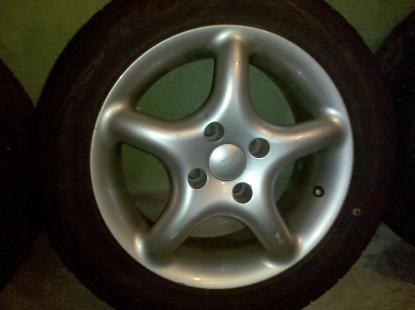 FS: Set of 14x6 TSW wheels & Toyo Proxies T1R tires Attachment